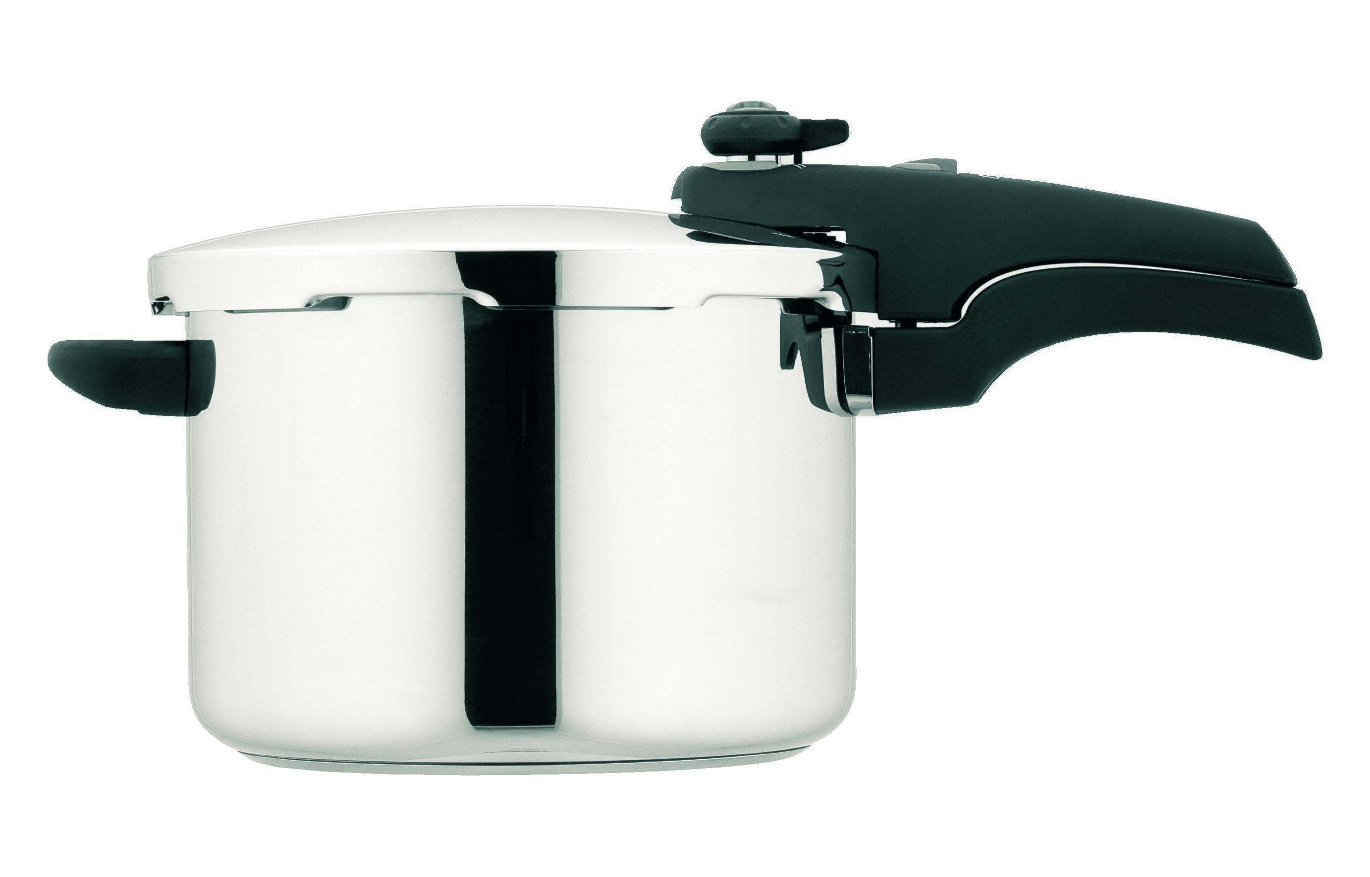 Smart Plus 6L stainless steel pressure cooker